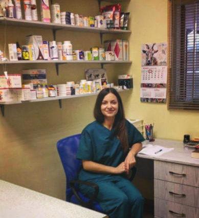 БЕЗ ПРИКРЫТИЯ: Оксана Костунец – о работе ветеринара