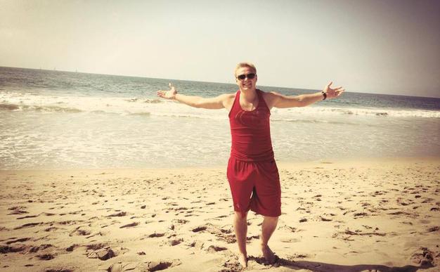Андрей Чинаев – о жизни на две страны и о своих увлечениях