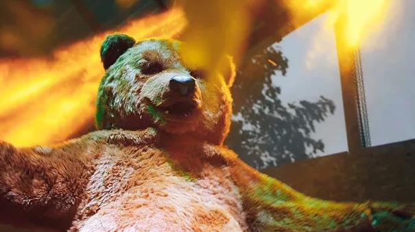 А ты готов сплясать с медведем?