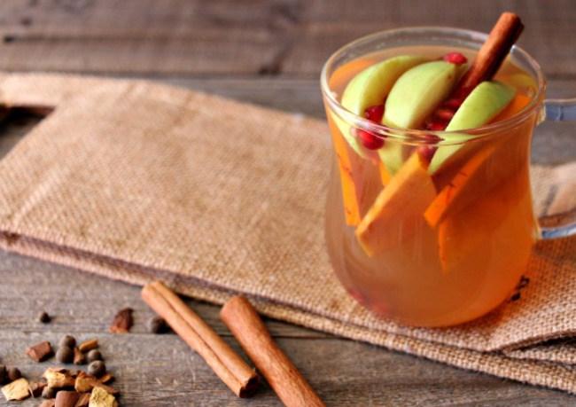 горячий яблочный сидр (wholefoodbellies)