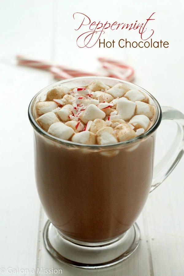 мятный горячий шоколад (galonamission)