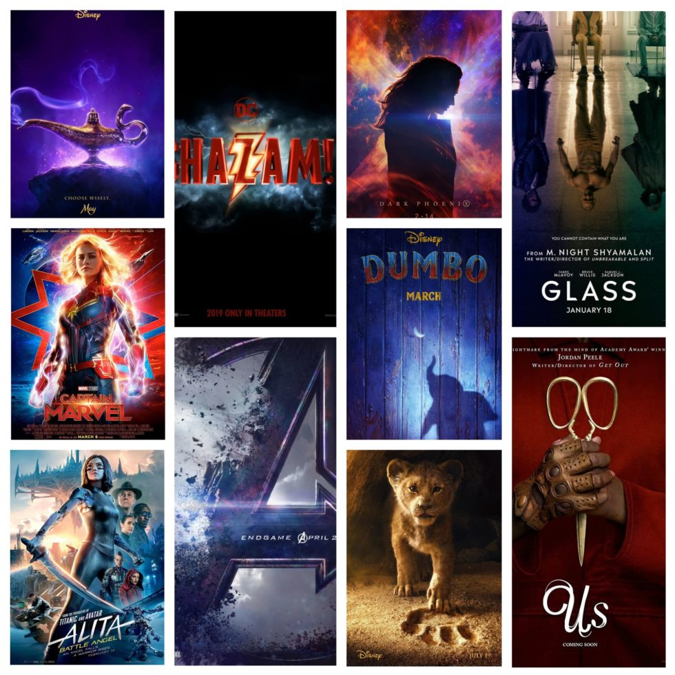 2019 top movies