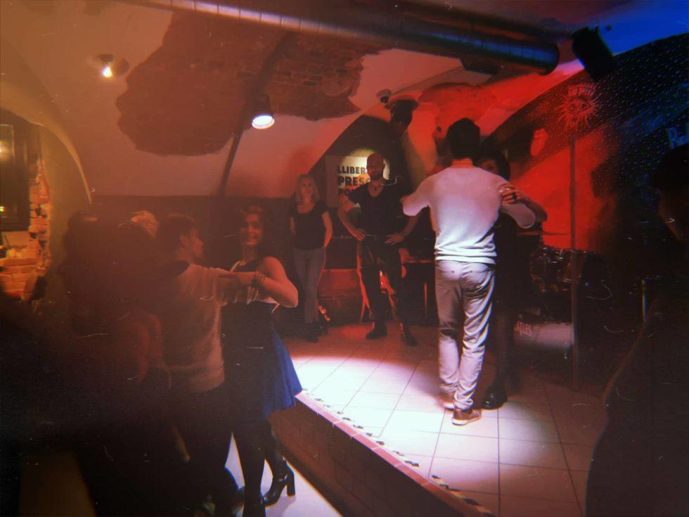 где заняться танцами в Даугавпилсе