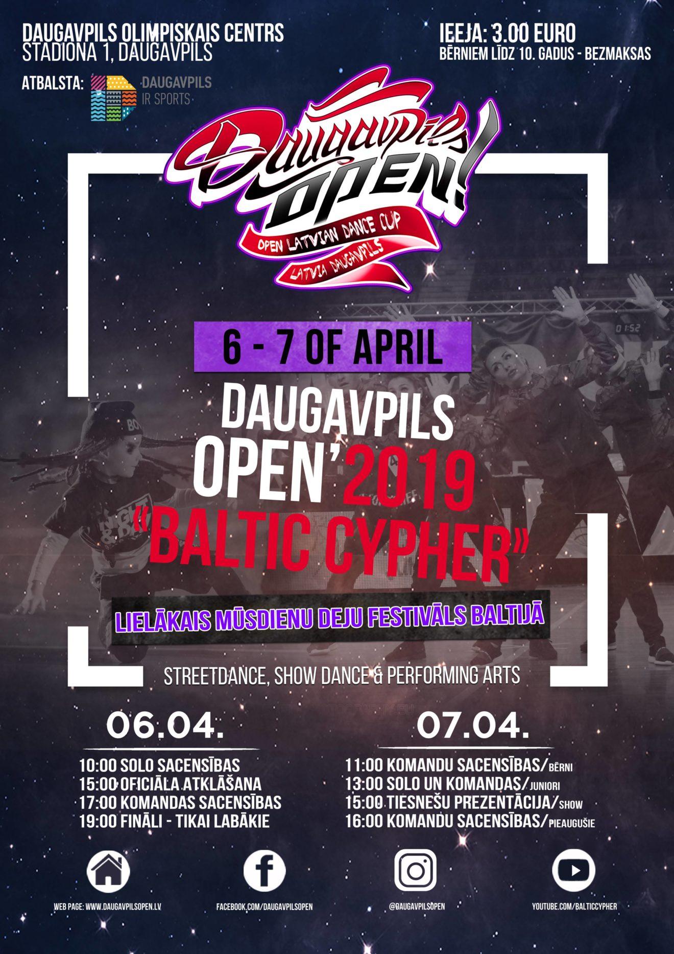 Daugavpils Open