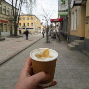 Tēja un kafija (Rigas iela)