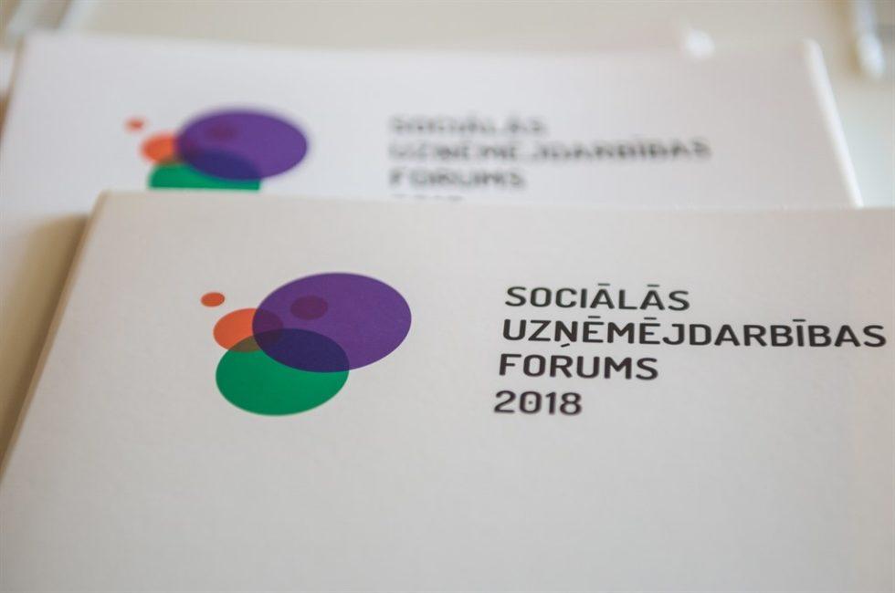 Sociālās uzņēmējdarbības forums