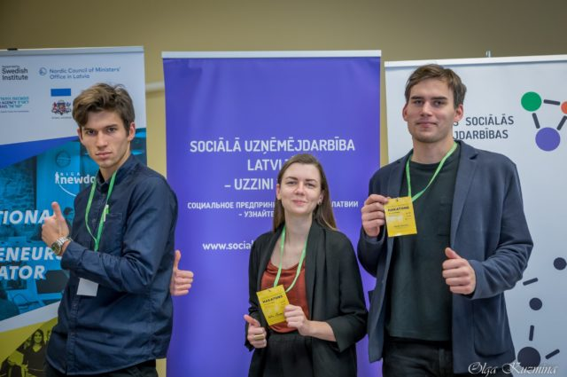 Sociālo inovāciju hakatons 2018