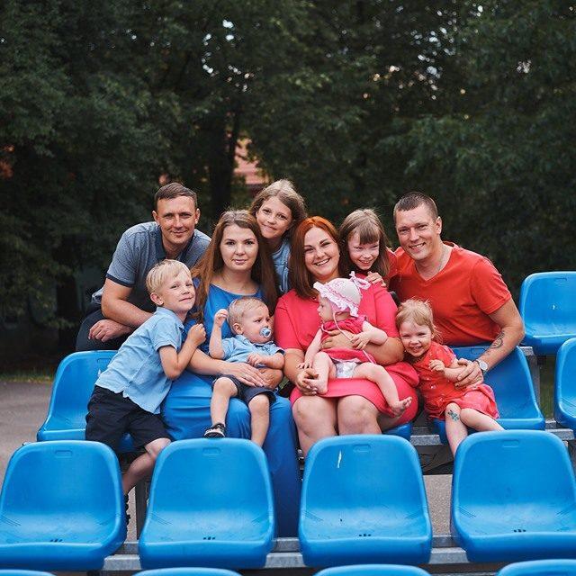 Daudzbērnu ģimeņu biedrība