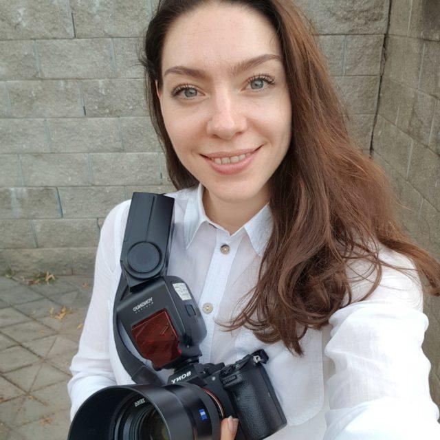 Sandra Rogozina